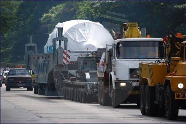 Transporte terrestre de carga especializada